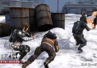 《明日之後》鋼鐵入侵升級,玩家給npc送禮支援保衛軍