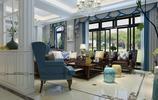 300平五室三廳簡約美式風格別墅裝修,享受家帶來的溫度~