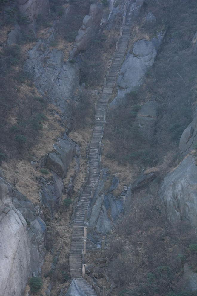 黃山行(第三站:黃山)