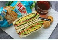 花生醬三明治