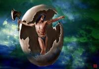 朱大可:盤古神話的五種全球模式