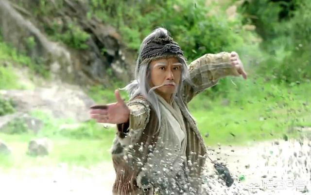 《天龍八部》最後,段譽出家為僧,喬峰自殺身亡,而虛竹結局如何?