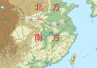 秦嶺淮河為什麼能分割中國?