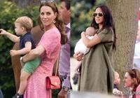 王妃攜子出席活動!路易王子表情搞怪,逗得梅根與凱特王妃笑開顏