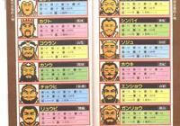 FC三國志2霸王的大陸游戲攻略說明書電子書 三國志2說明書五之三