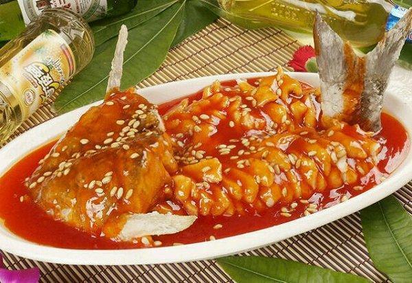 家常菜糖醋魚的簡單做法,酸酸甜甜好下飯