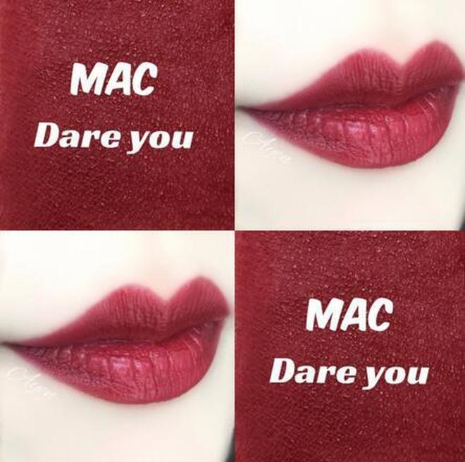 MAC口紅最值得入手的9支色號,適合秋冬季,每一支都美到爆表!