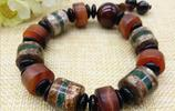 霸氣紅瑪瑙纏絲手串,值得收藏的手串,可遇不可求的手串