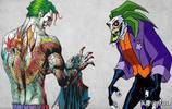 DC漫畫8個不同版本的小丑,瑪莎小丑妖豔,皇帝小丑最搗蛋
