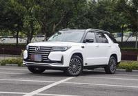 長安,新車有50萬的氣場,跌到13.48萬無人理