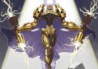 數碼寶貝:堪比皇家騎士團的存在?數碼世界奧林匹斯十二神!
