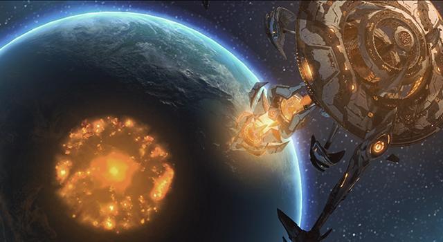 《星際爭霸》角色賞析——兩度重生的菲尼克斯