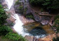 黃山九龍瀑景區