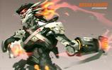 13個《我的英雄學院》角色變成機器人,飯田天哉:我還是原來的我