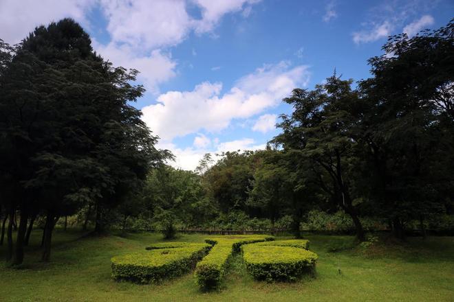 風景圖集:大理蝴蝶泉,風光秀麗,泉水清澈,五彩斑斕,蔚為奇觀