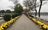 河南開封:龍亭公園西南隅有一碑和一亭,九成以上游客都沒有到過