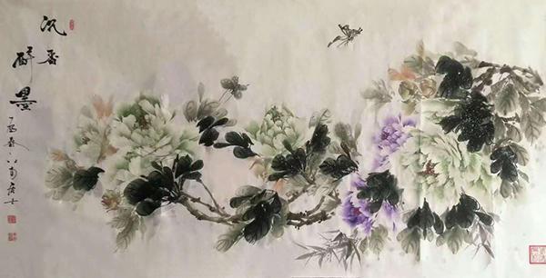 畫家李文龍 筆墨高潔 風塵不染