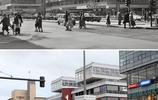 德國的同一個地方,數十年前後對比照,似乎沒有發生什麼變化!