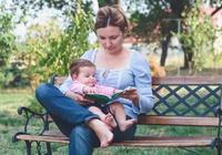 0-18個月的寶寶,該怎麼讀書給他聽?