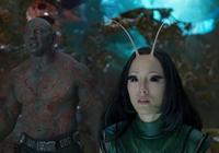 """其實她很美,《銀河護衛隊2》中""""螳螂女"""""""