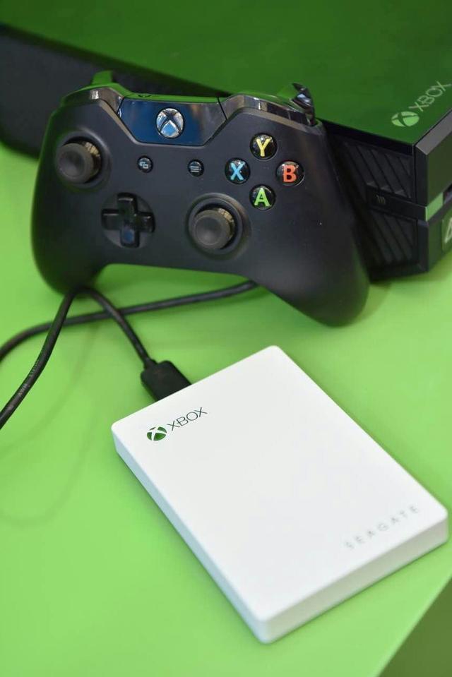 Xbox/PS4空間不足,希捷定製硬盤解你燃眉之急