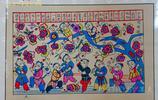古人過年都幹什麼?五幅濰坊市博物館藏楊家埠年畫經典之作欣賞