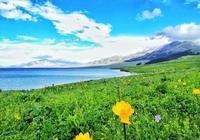 夏天的新疆 每走一步都是天堂