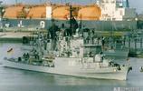 """二戰後德國自行設計建造的唯一驅逐艦——""""漢堡""""級驅逐艦"""