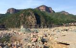 我的旅行日記 遊小三峽 藏匿於蒼巖山西南高山峽谷中的一道大拐彎