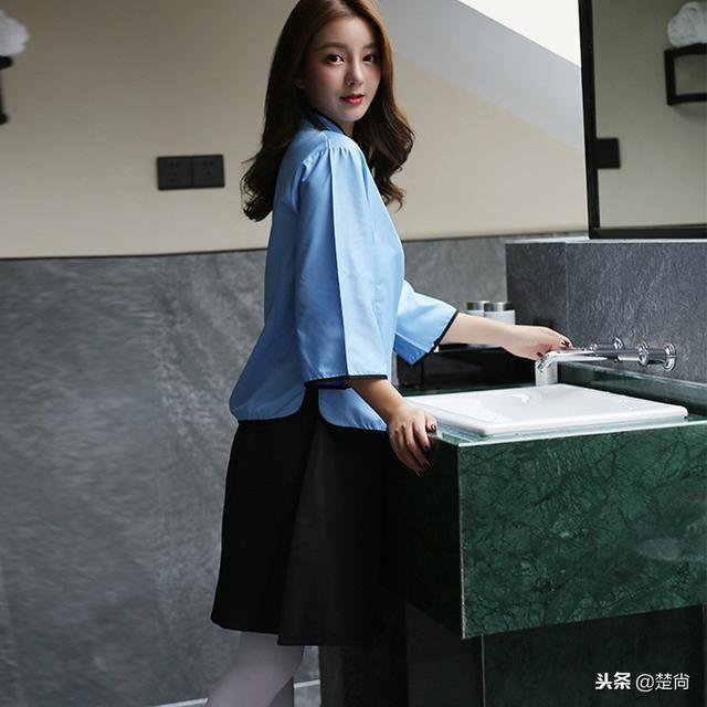 民國校服長這個樣,中國風韻味濃厚,你想穿嗎?