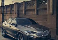 全新BMW X6光芒之上,璀璨煥新