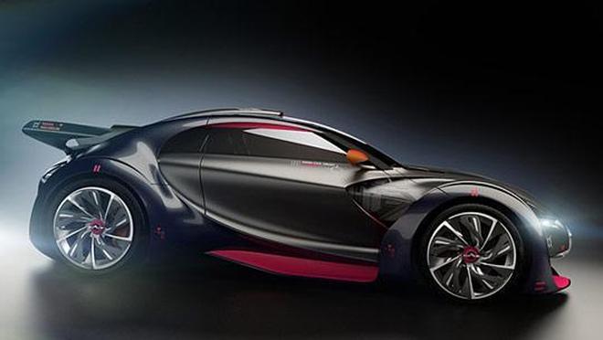概念車:10輛概念車的作品展示