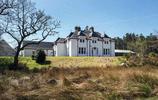 蘇格蘭豪華莊園出售,帶湖泊和森林售價近4千萬