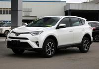 同比下滑3.9%,銷量不敵本田CR-V,豐田RAV4價格不再堅挺?