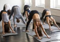 瑜伽下犬式的5大要點,初學者尤其要注意了