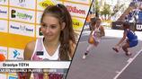 這籃球女孩美得太純粹!最後一張曼妙至極,你可想起了夢中情人?