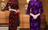 女人一旦54歲,別老穿得很土,這幾款媽媽裝,減齡洋氣不怕凍