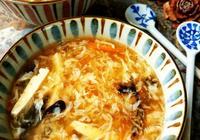 家常酸辣湯,我家常做,每次老公都喝三碗,開胃又解暑,太好喝