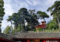 漢中城固洞陽宮……景色獨秀,見證歲月的變遷!