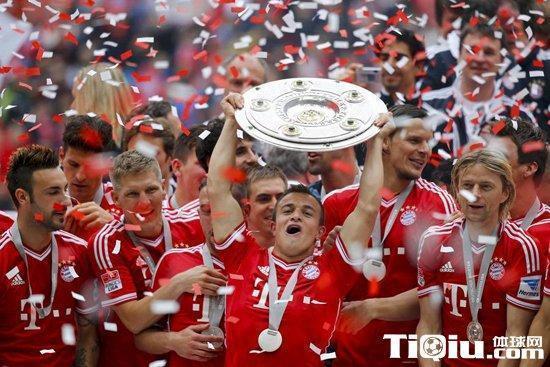 歷屆德甲冠軍 德甲奪冠最多的球隊是哪支
