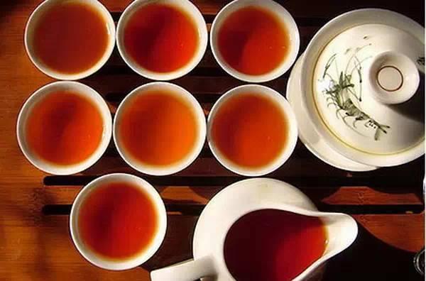 不喝紅茶了,都是紅茶害的!