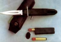 中國特種兵罕見槍械:第2最奇特,是手槍也是匕首,你認識嗎?