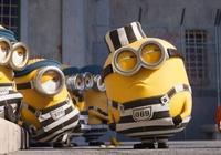 《神偷奶爸3》成好萊塢動畫亞軍 跨界營銷成亮點