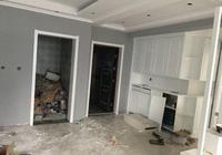 新房裝修2個月,還在施工中,全包17萬,先給大家晒晒半成品裝
