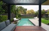 庭院設計:有廊架,能防水防晒的庭院才是符合人們需求的好庭院
