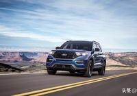 福特推出Explorer ST 2020:SUV最強大的品牌歷史!