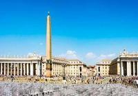 梵蒂岡,世界上最小的國家,僅有數百人,你去過嗎?