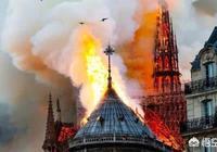 對於法國巴黎聖母院被燒燬,央視新聞頻道主持人主持節目時對此感覺心痛,你怎麼看?