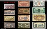 新中國發行的五套人民幣全部集齊了,快來看看吧