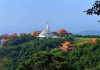 東莞觀音山榮登國家森林公園之最,為遊客呈現山清水秀美麗畫卷